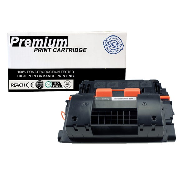 Compatible HP LaserJet CC364X High Yield Toner Cartridge For Printers P4015, P4515