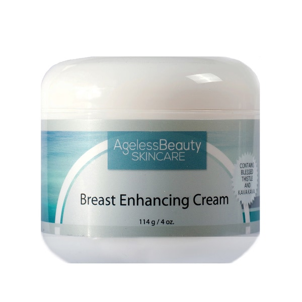 Ageless Beauty Breast 4-ounce Enhancing Cream