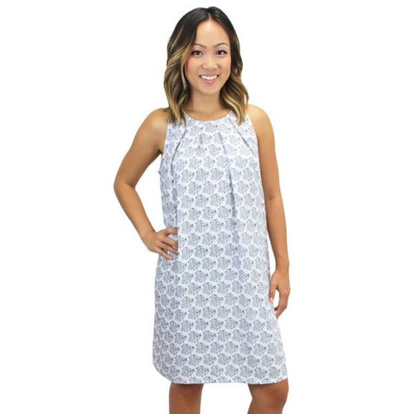 Women's Lani Paisley Dress