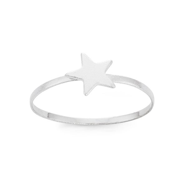 La Preciosa Sterling Silver Small Shape Ring