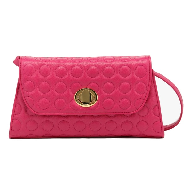 Bodhi Bubble Stitch Convertble Clutch Handbag