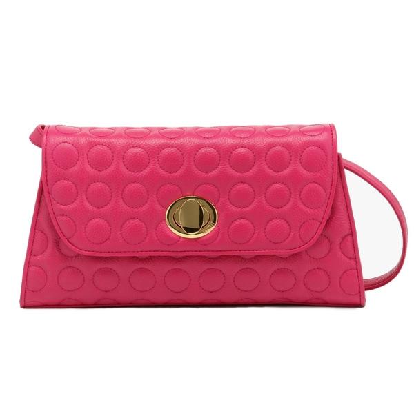 Bodhi Bubble Stitch Convertble Clutch Handbag