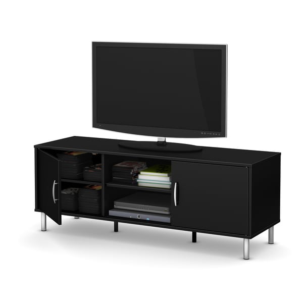South Shore Renta TV Stand with Doors, for TVs up to 60""