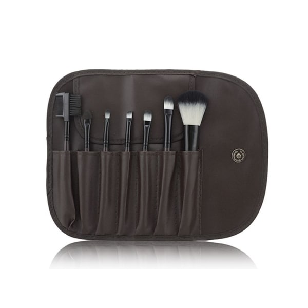 Bliss & Grace 7-piece Travel Make-Up Brush Set