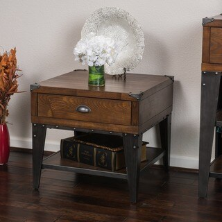 Christopher Knight Home Quinn Wood End table