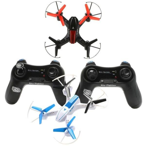 Riviera RC Air Terminators Battle Drones (Set of 2)