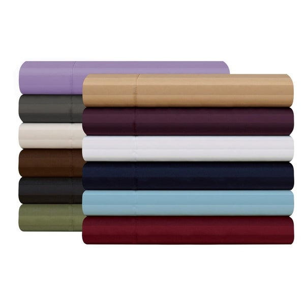 Elegant Comfort Luxurious 6-piece Sheet Set