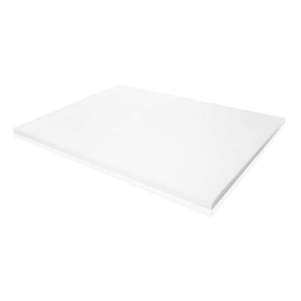 ISOLUS Ventilated 2-inch Memory Foam Mattress Topper
