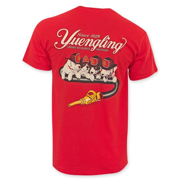 Yuengling Red Firedogs T-Shirt