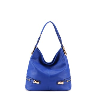 MKF Collection Allison Hobo Handbag with Removable Shoulder Strap