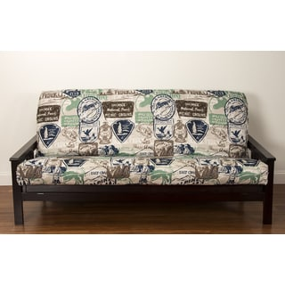 Siscovers Parks and Rec Futon Cover