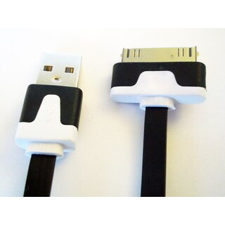 Sportsman's Desk USB to 30-pin FLAT Ribbon Cable 10'