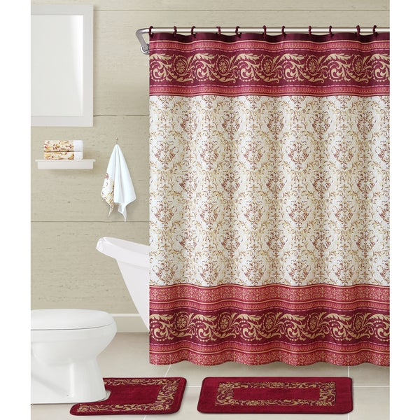VCNY Roma 17-Piece Bath in a Bag Set (As Is Item)