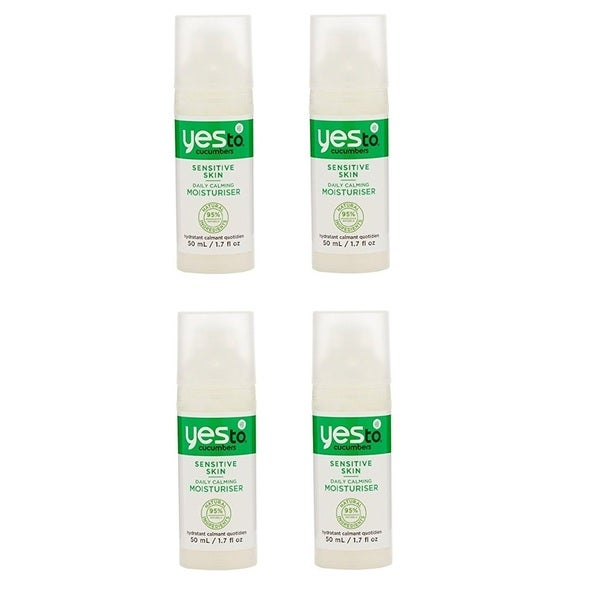 Yes To Cucumbers Sensitive Skin 1.7-ounce Daily Calming Moisturizer