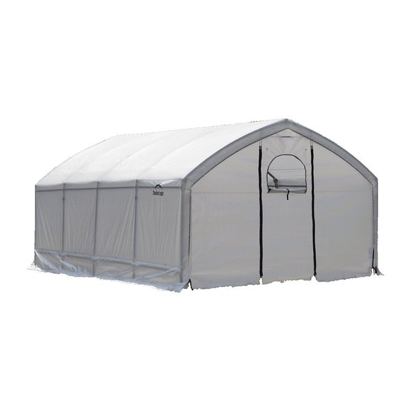 Shelterlogic AccelaFrame HD Greenhouse