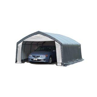 Shelterlogic AccelaFrame HD Shelter Garage