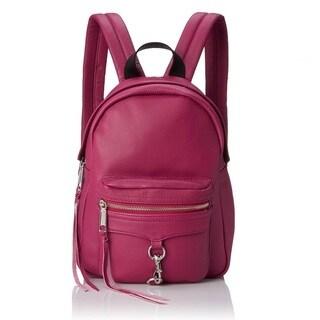 Rebecca Minkoff MAB Mini Backpack - Magenta