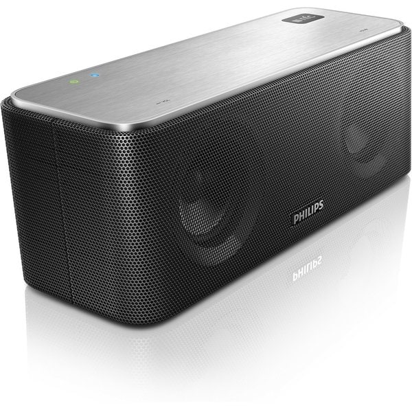 Philips SB365/37 Wireless Bluetooth Portable Speaker with USB Charging (Refurbished)