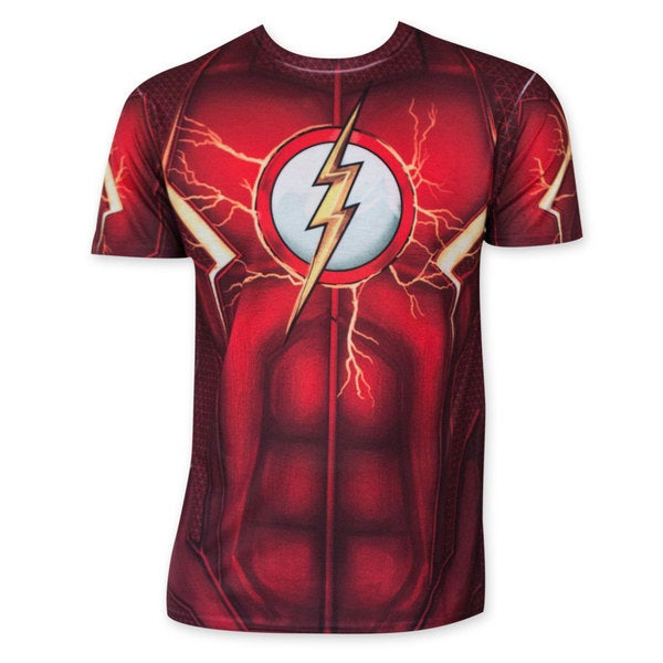 Flash Sublimated Costume Tee Shirt