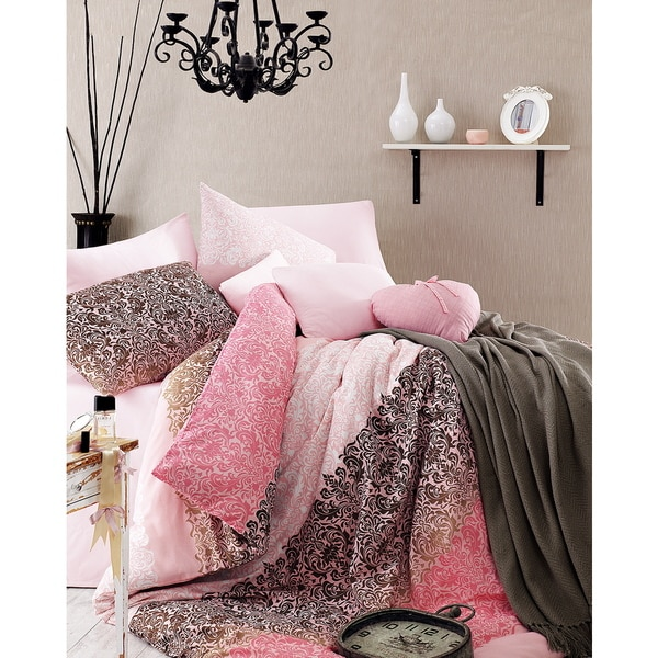 Debage Damask 4-piece Bedcover Set