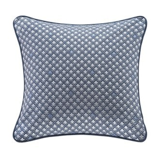 Harbor House Freya Cotton 18-inch Square Pillow