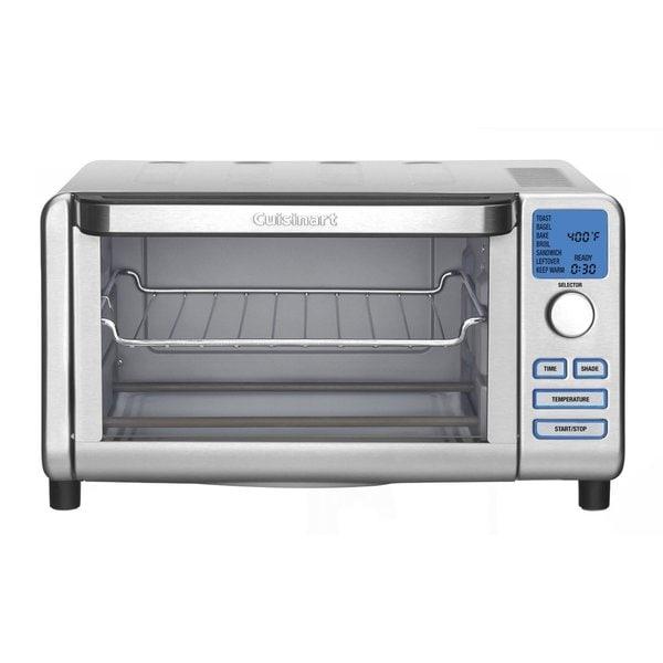 Cuisinart Tob 100 Compact Digital Toaster Oven Broiler