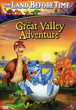The Land Before Time 2: The Great Valley Adventure (DVD)