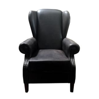 D-Art Wing Back Arm Chair (Indonesia)