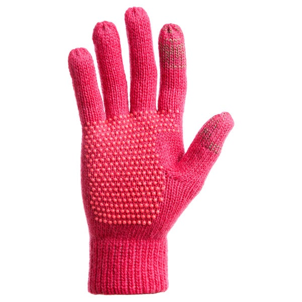 Freehands Wool Knit Touch Screen Glove