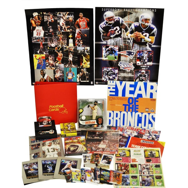 Ultimate Sports Collectibles Box