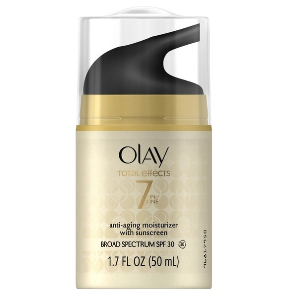 Olay Total Effects 7-in-1 Anti-Aging Moisturizer with SPF 30