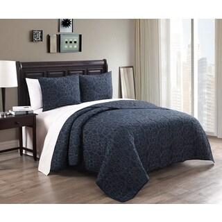 Alia 3-piece Cotton Quilt Set