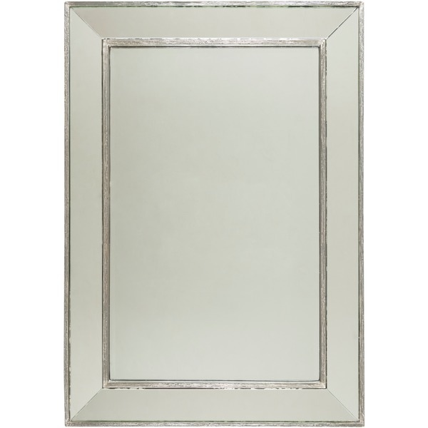 Wilkes Polyurethane Framed Large Size Rectangular Wall Mirror
