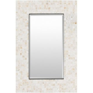 Tammie MDF Framed Medium Size Rectangular Wall Mirror