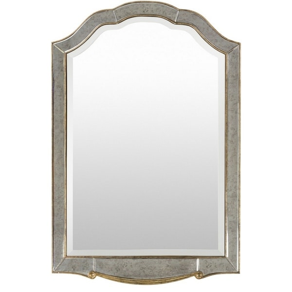 Hector MDF Framed Medium Size Wall Mirror