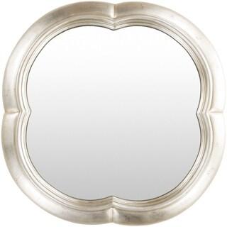 Vaughn Polyurethane Framed Medium Size Square Wall Mirror