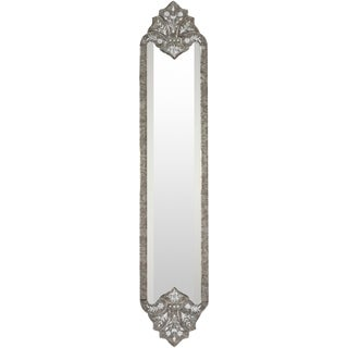 Chertsey MDF Framed Small Size Rectangular Wall Mirror