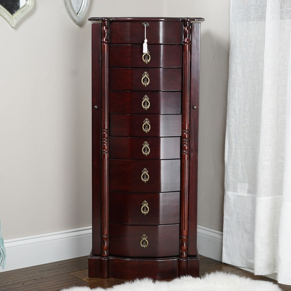 Hives & Honey Cherry Robyn Jewelry Armoire