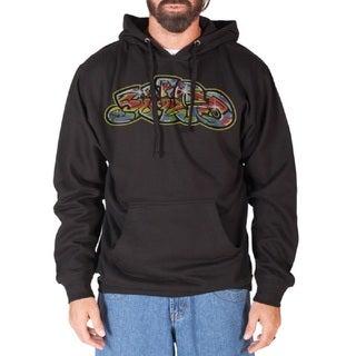 JNCO Men's Burner Black Pullover Hoodie