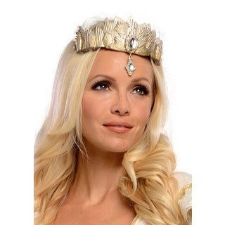 The Good Witch Wizard Of Oz Great And Powerful Glinda Deluxe Tiara Gold
