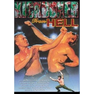 Kickboxer from Hell movie DVD martial arts action 16714699