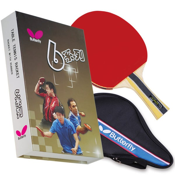 Butterfly 603 FL Table Tennis Racket