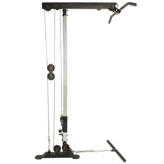 IRONMAN Triathlon X-Class Light Commercial Olympic Lat Pull Down and Low Row Cable Attachment