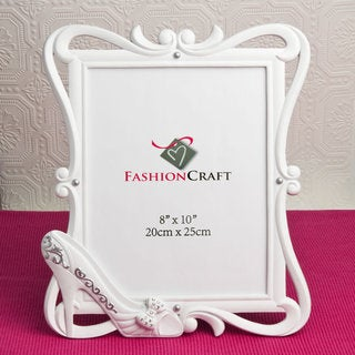 Dazzling High Heel Shoe Picture Frame