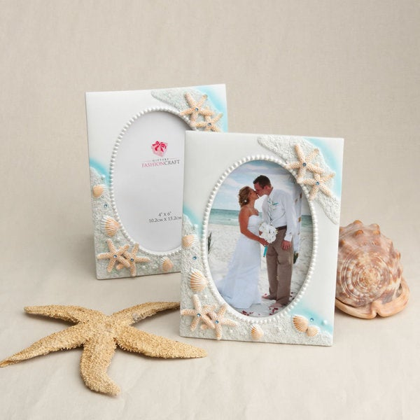 Beach Theme Picture Frame