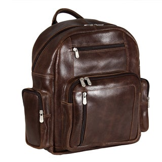 Piel Leather Vintage Travel Backpack