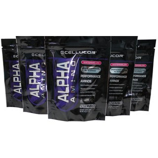 Cellucor Alpha Amino Watermelon Sports Drink Powder (30 Servings)