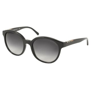 Burberry BE4151 Women's Round Sunglasses