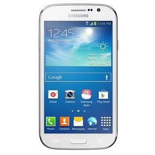 Samsung Galaxy Grand Neo DUOS I9060C 8GB Unlocked GSM Dual-SIM Cell Phone - White (Refurbished)