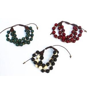 Prado Acai Seed Bracelet (Bolivia)